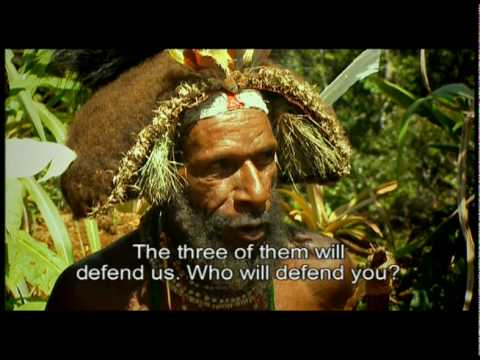 The Gospel according to the Papuans - Clip
