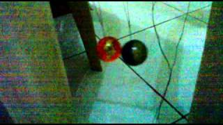 Science Fair Project - Newton's Cradle/newton Balls (physics)