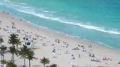 NEW! Fort Lauderdale BEACH CAM