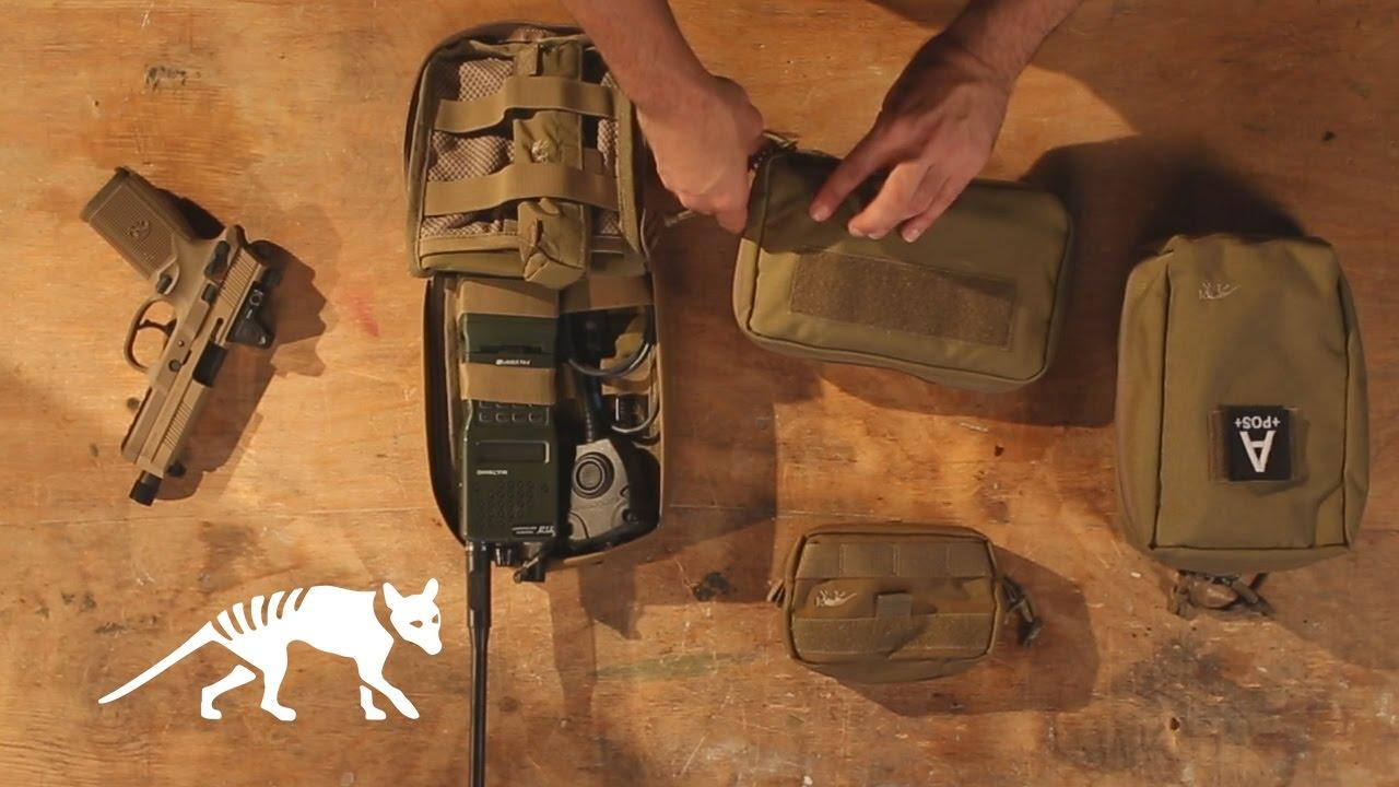 39397d6291c Equipment - Tasmanian Tiger - TT Base Medic Pouch MKII