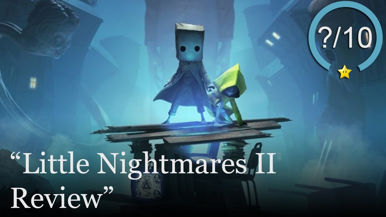 Little Nightmares 2 Review [PS4, Switch, Xbox One, Stadia, & PC] (Video Game Video Review)