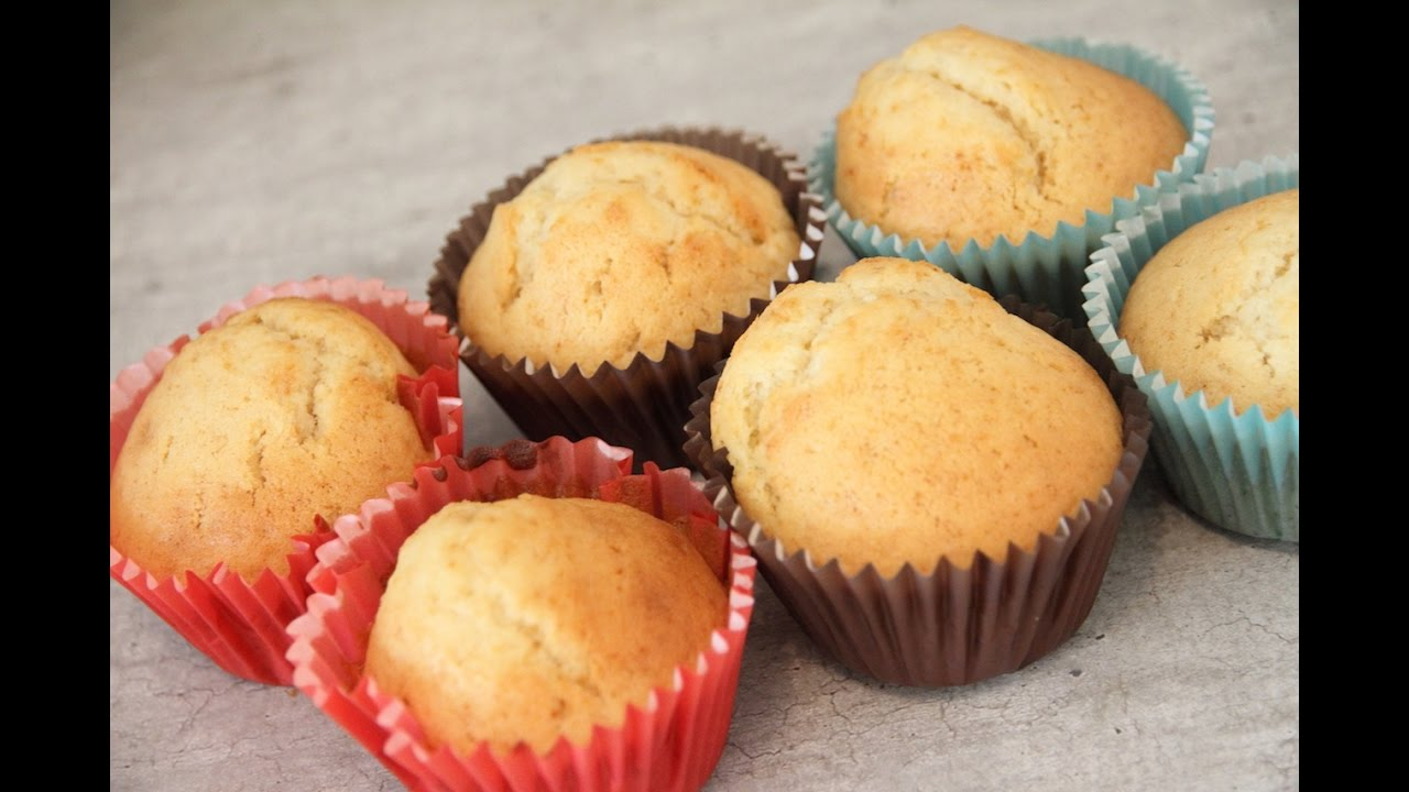 Recette Muffins Moelleux - YouTube