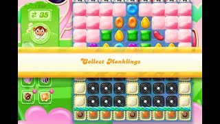 Candy Crush Jelly Saga Level 1249 (No boosters)