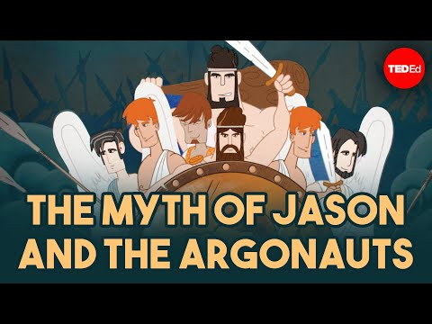 Video image: The myth of Jason and the Argonauts - Iseult Gillespie