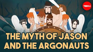 The myth of Jason and the Argonauts - Iseult Gillespie