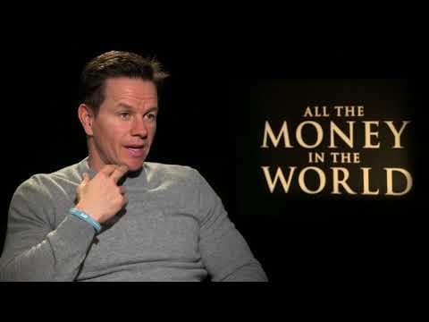 Mark Wahlberg on Reshooting  ALL THE MONEY IN THE WORLD Due to Kevin Spacey Scandal en streaming