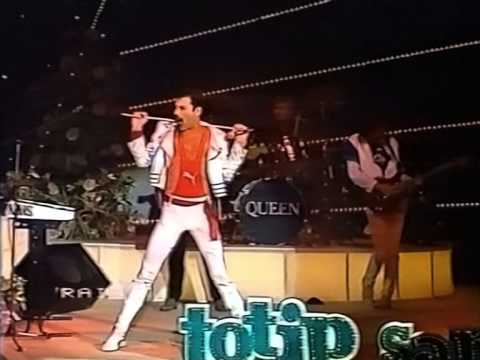 Queen - Radio Gaga (live In Sanremo 04/02/1984) HD