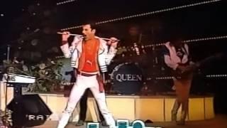 Queen - Radio Gaga (live in Sanremo 04/02/1984) HD
