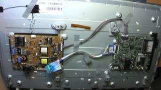 видео Что ломается в телевизоре и как его починить?