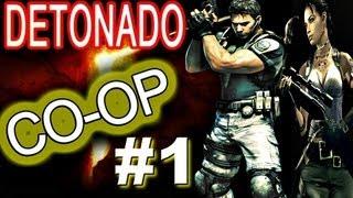 Resident Evil 5 - DETONADO CO-OP (Veterano) - Parte 1