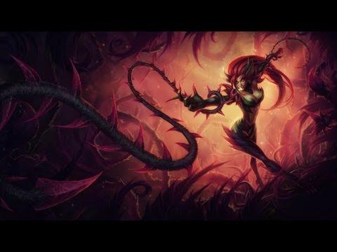 Zyra: Art Spotlight | League of Legends