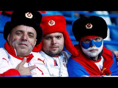 مونديال روسيا: سويسرا تقلب الموازين وتفوز بهدفين لهدف على صربيا …  - 23:21-2018 / 6 / 22
