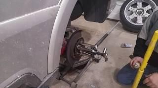 OTC Hub Removal tool 6574 and 7394 ( OTC-6574 - OTC-7394 )