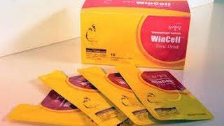 Winalite Женьшеневый напиток «WinCell Tonic Drink»