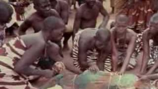 African Tribe dances circumcision hunting death 1/9