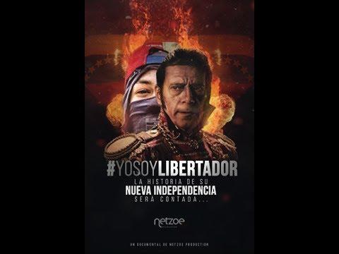 Documental Yo soy Libertador muestra realidad de Venezuela