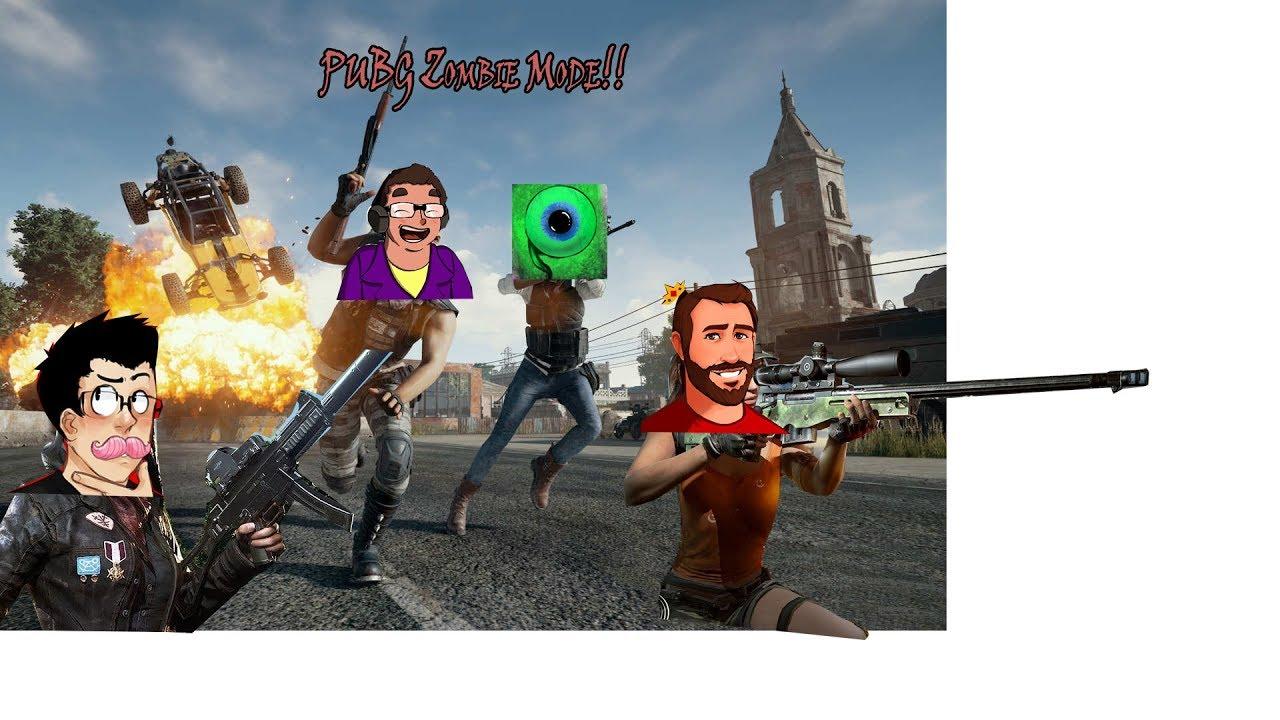 pubg zombie mode release date xbox one