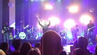 Bosse - 4 Leben (Publikum) live im AMO in Magdeburg am 16.02.2014