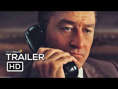 Adam Gubernath - THE IRISHMAN Official Trailer