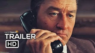 THE IRISHMAN Official Trailer (2019) Robert De Niro, Al Pacino Movie HD