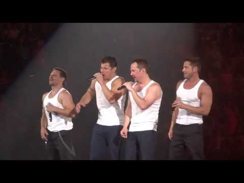 98 Degrees - Give Me Just One Night (Una Noche) (The Package Tour Las Vegas)