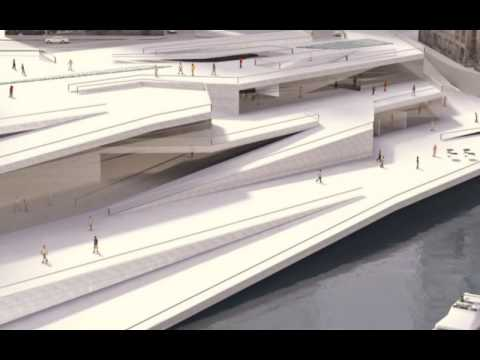 Art Museum in Chicago - Design Proposition