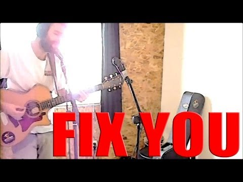 Coldplay Fix You cover Dustin Prinz RC 50 Loopstation