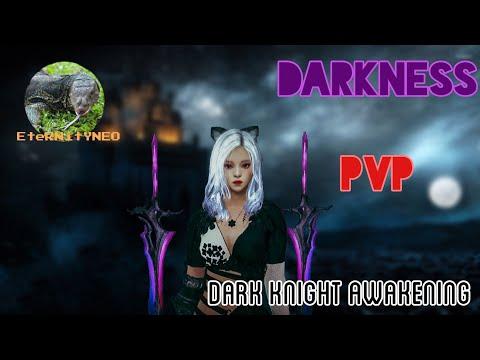 Black Desert Mobile KR - Darkness(Dark Knights Awakening) PvP
