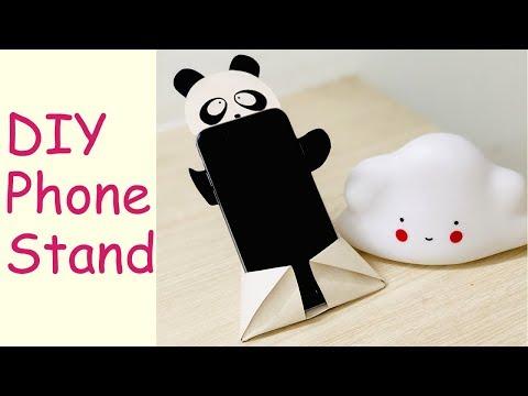 DIY Phone Stand   DIY Paper Crafts   DIY Handmade   Yamaguchi Makoto