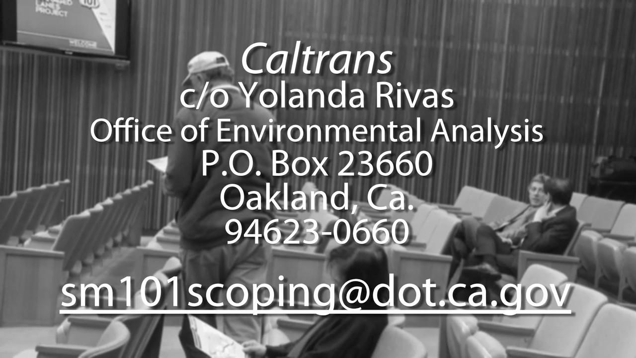 Caltrans District 4 - Audio Visual Department