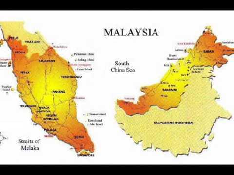 ธงชาติและแผนที่อาเซียน