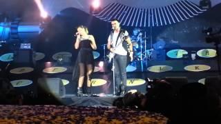 Vunk feat Antonia   Pleaca @ Sala Polivalenta   14 Noiembrie 2012