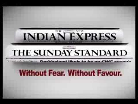 The New Indian Express Promo 2013