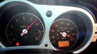 Full Bolt-Ons Nissan 350Z Highway Pulls 155 MPH (250 km/h)