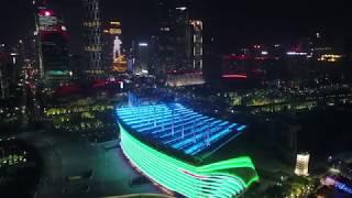 Publication Date: 2018-03-27 | Video Title: 航拍美麗的廣州夜景