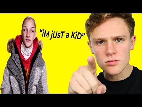 Backpack Kid... Don't Do That