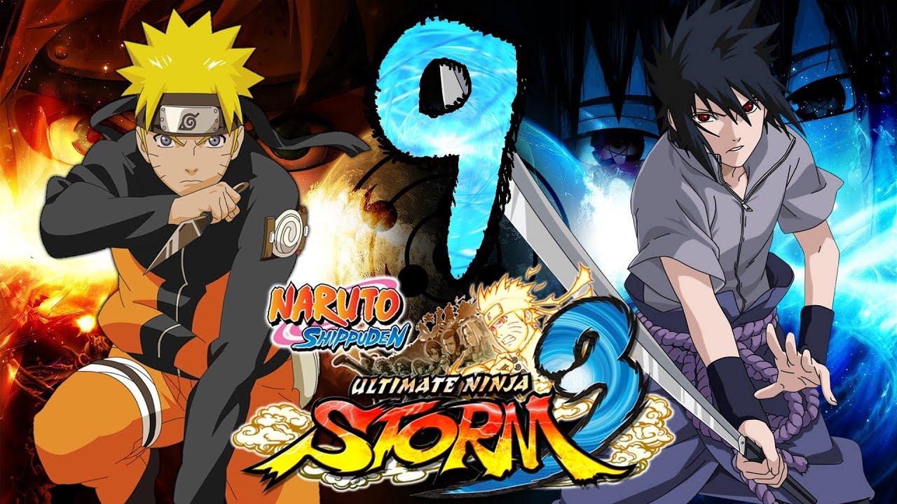Naruto Shippuden Ultimate Ninja Storm 3 Part 9 Zwei ...