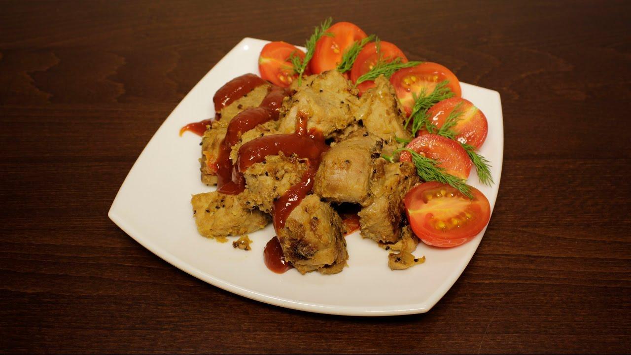 Блюдо из свинины рецепт в мультиварке
