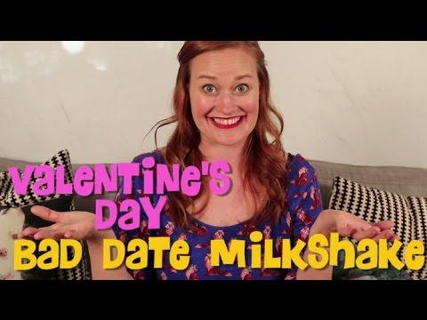 Valentine's Day Bad Date Milkshake
