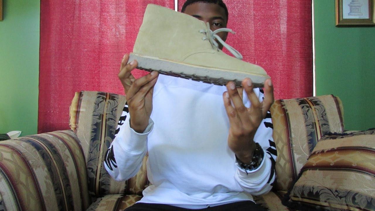 mens clarks desert boot review on feet youtube
