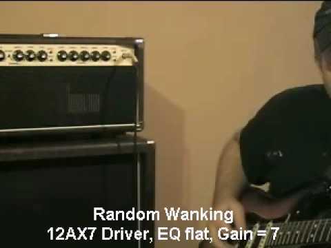 12AX7 vs 12AT7 driver