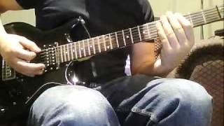 Mudvayne - mercy severity (guitar cover)