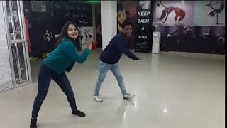Aankh marey -Simmba/NEHA kakkar/Mikasingh/Ranveer singh Dance choreography by Deepak nd RUHANI