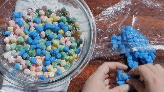 수제 레인보우 타피오카 펄 Homemade Rainbow Tapioca Pearl 手作りレインボータピオカパー…