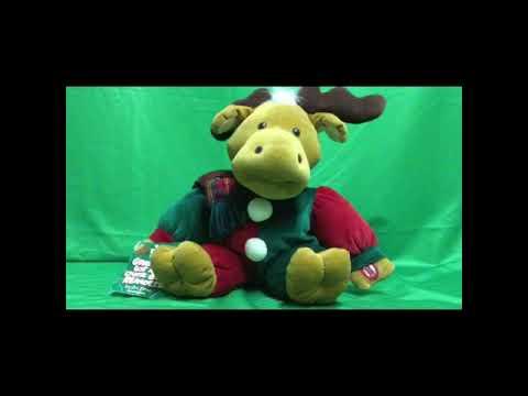 DanDee Singing Reindeer #3