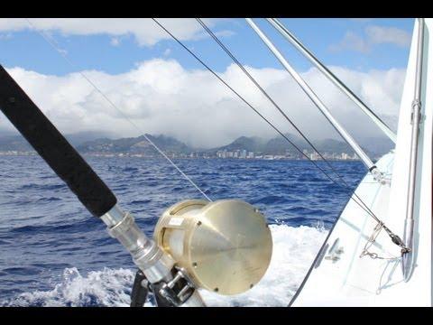 Waikiki Heavy Tackle Fishing Charter, Ruckus Charter Boat Hawaii!!