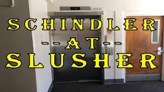 Dominion/Schindler Hydraulic Elevator - Slusher Hall Virginia Tech - Blacksburg, VA