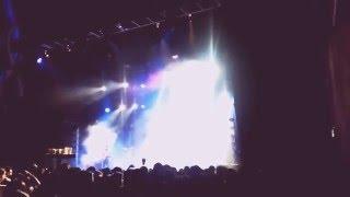 Sideral (en vivo plaza condesa) - Costera