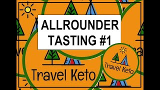 TRAVEL KETO - ALLROUNDER #1 // KNUSPUR - LOW CARB MÜSLI