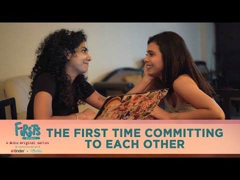 The First Time Committing To Each Other